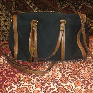 USED AUTHENTIC FOSSIL PURSE